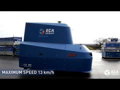 По внешнему виду напоминает машины из старых научно-фантастических фильмов. Для чего используется транспортное средство, созданное французами?