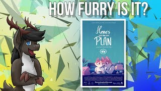 HOW FURRY IS IT?: Here's The Plan