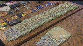 2 Arrested For Credit Card Fraud After Home Invasion In Malden