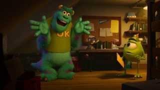 Die Monster Uni Film Trailer