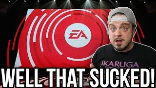 EA E3 2018 Conference Review - WORST Conference Ever? | RGT 85