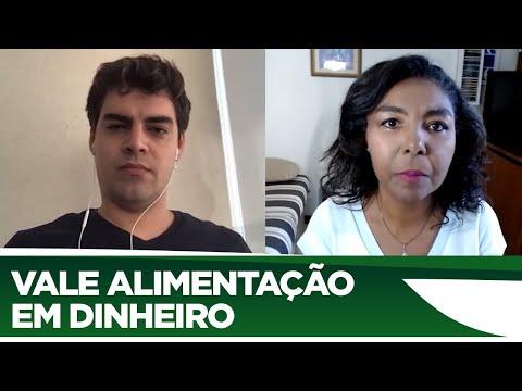 Tiago Mitraud defende pagamento em dinheiro do vale alimentação - 02/06/2020