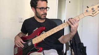 Credit/ Tower Of Power Bass Cover By Lior Ozeri