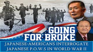 Japanese-Americans Interrogate Japanese POWs in World War II - 3613