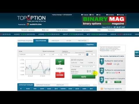 Урок 6 опционы построение на платформе Topoption