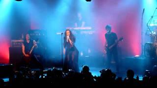 Tarja Turunen - My Little Phoenix (Live) Hamburg/Germany
