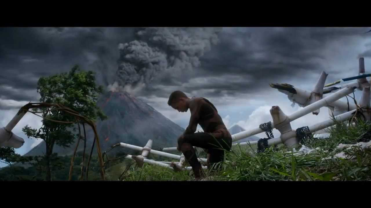 Video trailer för AFTER EARTH - Official First Look Trailer