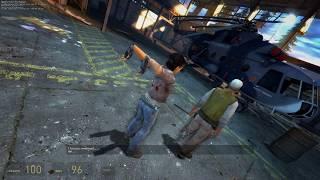 Saving Eli Without Using Cheats [Half-Life 2: Episode 2]