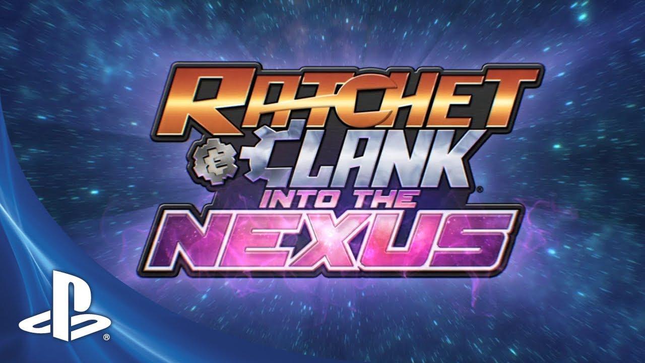 Ratchet & Clank: Into the Nexus Anunciado para PS3