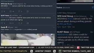 Latest news Intel for Syria , North Korea ,Russia ect (websdr radio 8992 usaf/New York airport radio