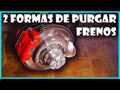 🚘 Cambiar el LÍQUIDO de FRENOS del coche | MANTENIMIENTO BÁSICO
