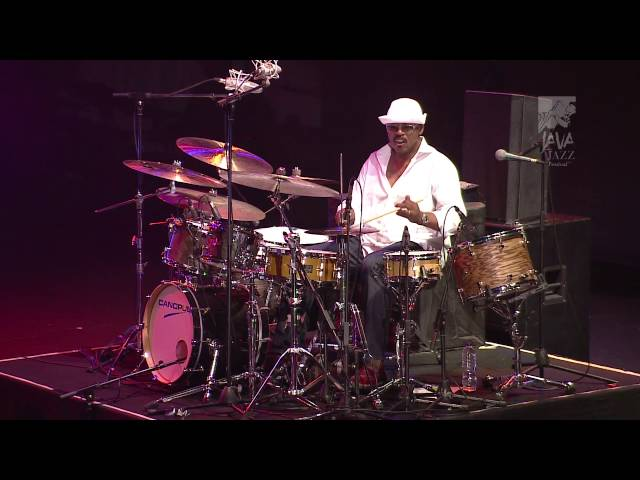 Harvey Mason-CHAMELEON BAND Java Jazz Festival