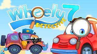 Wheely 7 Walkthrough All Levels 1 - 15