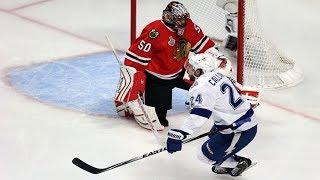NHL: Stretch Passes(Goals)