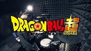 【ドラゴンボール超】ROTTENGRAFFTY - 70cm四方の窓辺 Miura Jam ver. フルを叩いてみた /Dragon Ball Super ED10 full drum cover