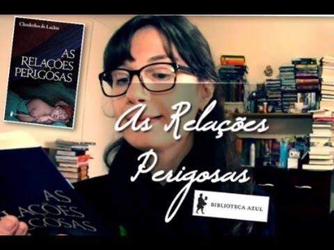 Ligações Perigosas (ou, As Relações perigosas, Choderlos de Laclos) | Tatiana Feltrin