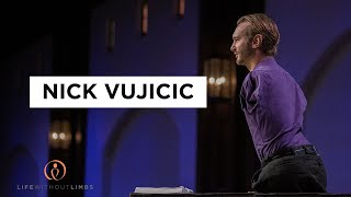 A Message of Hope by Nick Vujicic