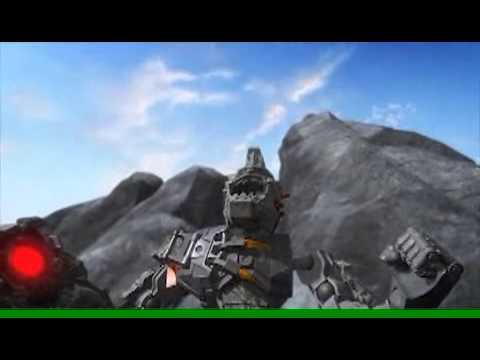 Vidéo LEGO Hero Factory 44005 : Bruizer