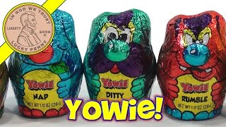 Yowie Surprise Chocolate Eggs - Limited Edition Natural Replicas