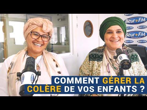 [AVS] Comment gérer la colère de vos enfants ? - Karima Chahdi-Bahou et Laïla Tonna
