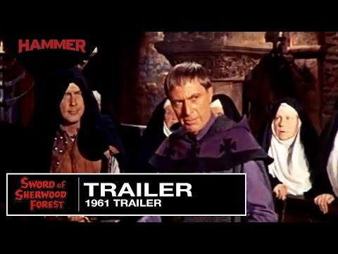Sword of Sherwood Forest (1961 Trailer)