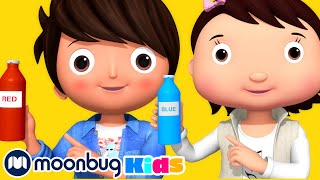 Mixing Colors Song | And Lots More Original Songs | From LBB Junior!
