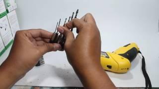 Mesin obeng tangan