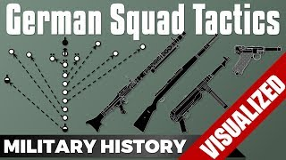 German Squad Tactics in World War 2