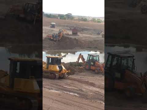 Obra do burácão em Araripe