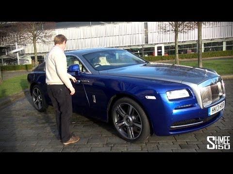 I Drive a Rolls-Royce Wraith [Shmee's Adventures]