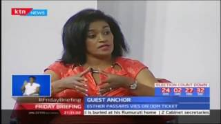 Guest Anchor: ODM Women Rep. aspirant Esther Passaris