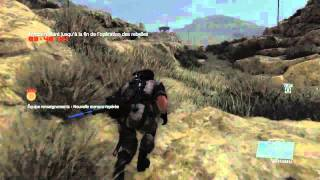 Metal Gear Solid 5 047 Extract The Little Lost Sheep Mission