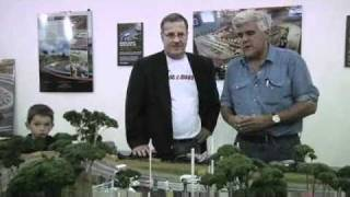Slot Car Racing With Jay Leno