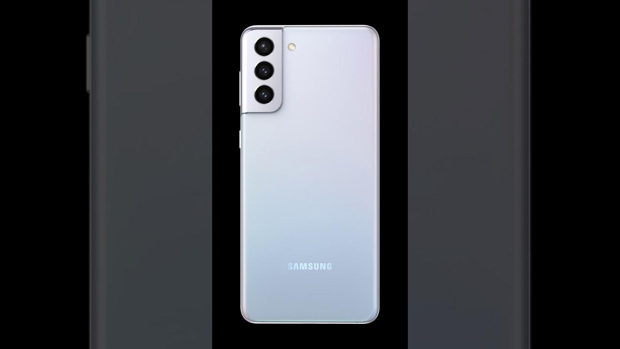 Samsung Galaxy S21 Plus 2021 G996B 8/128GB Phantom Violet (SM-G996BZVDSEK) video preview