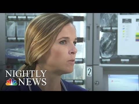 How Companies Are Using Geofence Technology To Find New Hires | NBC Nightly News