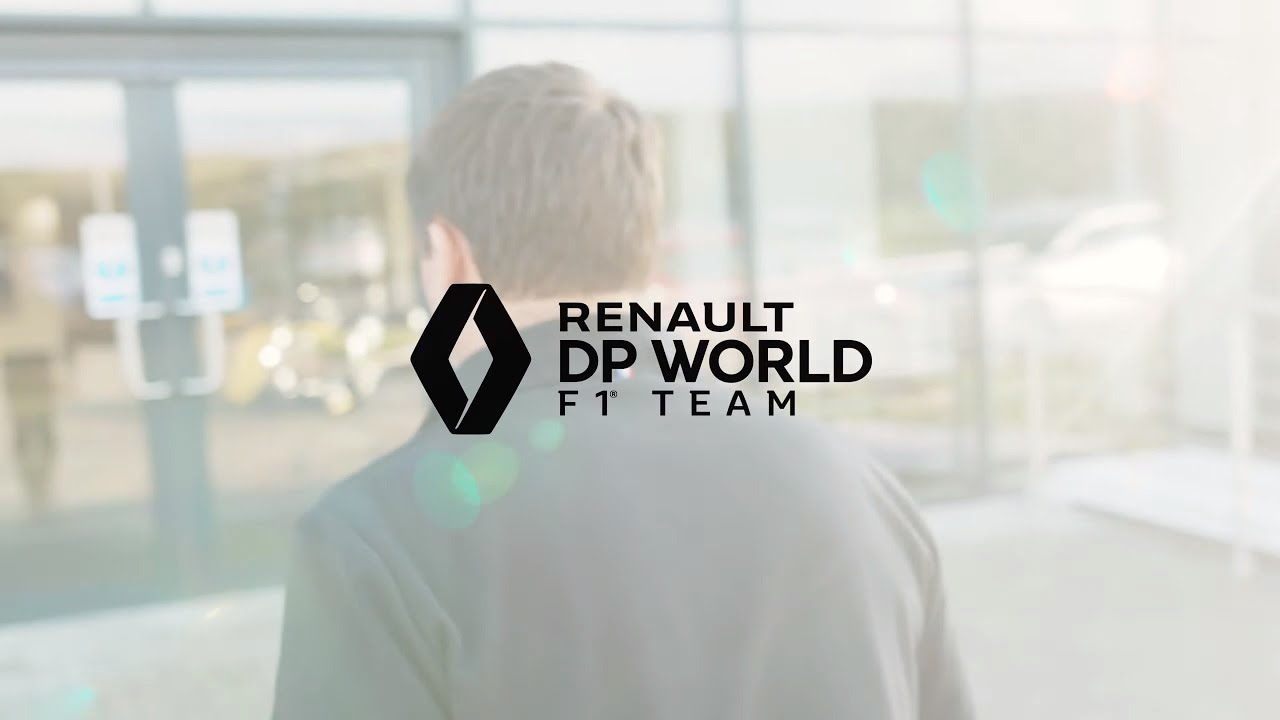 Renault DP World F1® Team: A Visit to Enstone