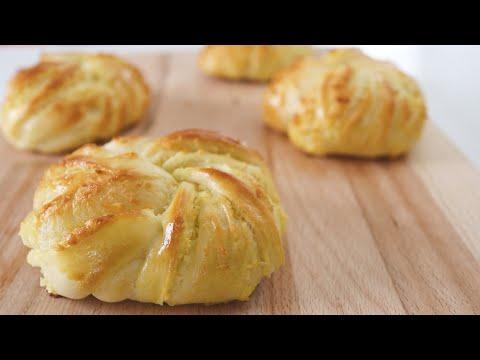 椰蓉花朵面包 | 太香了一定要试试