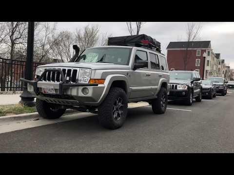 Jeep Commander 33's