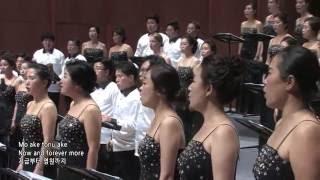 Kia Hora Te Marino (온 땅에 평화, C. Tin) / 부산하모니합창단 (Busan Harmony Choir)