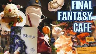 Final Fantasy cafe! Eorzea★ FFエオルゼア・カフェ!