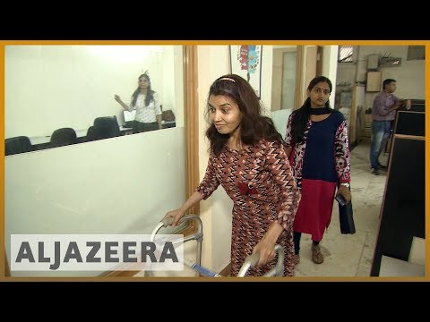 🇮🇳 India's 'invisible' disabled women | Al Jazeera English