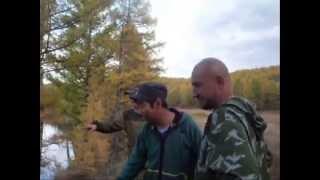 Рыбалка на реке витиме