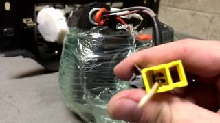 How To Fix Repair a Stuck Locked Jammed Seat Belt Pretensioner