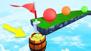 No One Will BEAT THE TROLL Hole! - Golf It