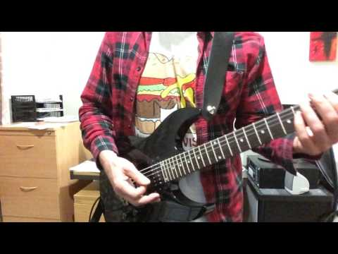 Israel Houghton & New Breed Chasing Me Down Guitar Tutorial