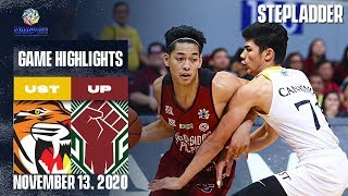 UP vs. UST - November 13, 2019  | Giga Highlights | UAAP 82 MB