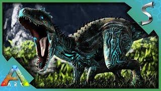 FEEDING BABY GIGAS TO MY NEW EXTINCTION INDOMINUS REX! - Ark: Survival Evolved [Cluster E139]
