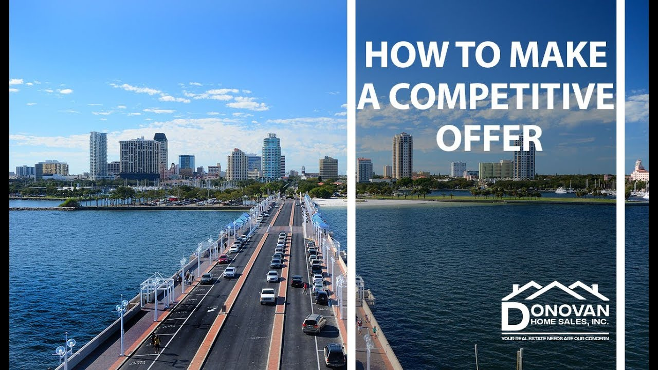 A 4-Step Guide to Writing Competitive Offers