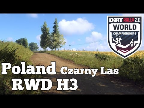 Dirt Rally 2.0 - World Series - Poland Attempt -  How did i do ?