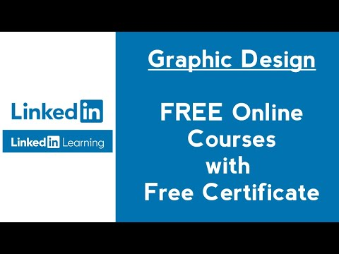 LinkedIn Learning Free Graphic Design Courses with Certificate ...
